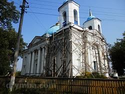 Вишенки. Успенская церковь