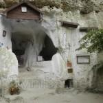 Монастр Бакота, залишки Михайлівської церкви