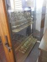 Складова частина електронних дзвонів в Гошівському монастирі