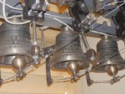 """Написи на дзвонах монастиря свідчать про те, що майже всі вони - """"іменні"""""""
