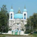 Успенська церква в Вишеньках