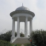 Беседка в парке Галаганов
