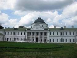 Качанівка. Палац Тарновських