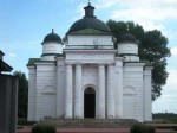 Георгиевская церковь в усадьбе Тарновских