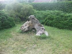 Кам'яна скульптура