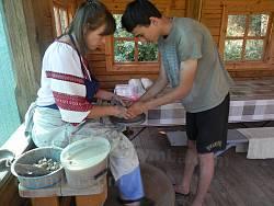Народження глиняного горщика