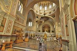 Володимирський собор у Херсонесі. Інтер'єр