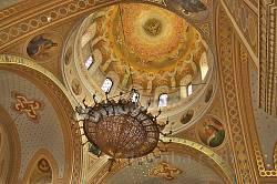 Панікадило та оздоблення купола храму