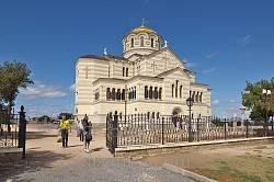 Володимирський собор. Південно-східний фасад