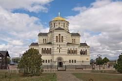 Кафедральний собор св.Володимира у Херсонесі