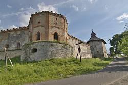 Північна башта Меджибізької фортеці