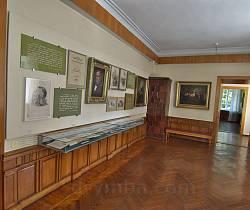Зал музею Миколи Пирогова у Вінниці