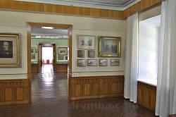 Вінниця. Кімнати будинку М.Пирогова