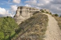 Скеля Бельбецького каньйону
