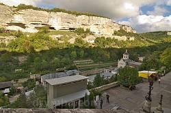 Новейшая застройка монастыря