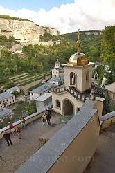 Бахчисарай. Дзвіниця монастиря