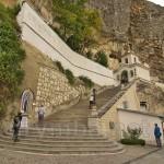 Бахчисарайский Свято-Успенский пещерный монастырь (г.Бахчисарай, Крым)