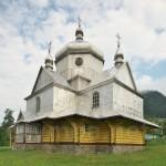 Церковь Вознесения Господня (с.Устерики, Ивано-Франковская обл.)