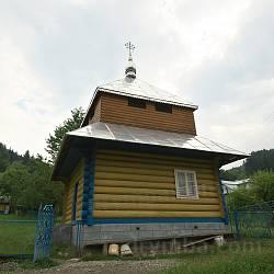 Колокольня церкви Пресвятой Троицы в Верхнем Ясенове