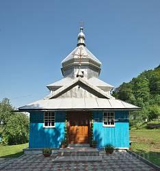 Вижниця. Свято-Дмитрівська церква