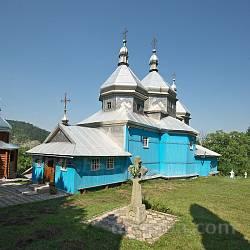 Церква св. Дмитрія у Вижниці