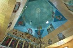 Оздоблення центральної бані