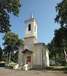 Римо-католицький Петропавлівський костел у Вижниці