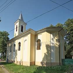 Костел св.ап.Петра і Павла. Вівтарна частина