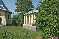 Дзвіниця храму св. Миколая у Вижниці