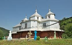 Підзахаричі. Церква св. Василія Великого