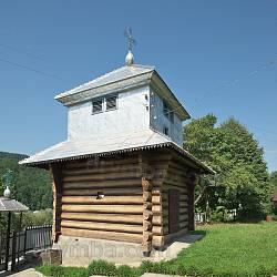Дзвіниця церкви св. Василія у Підзахаричах