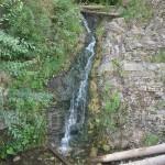 Водоспад Сикавка біля села Великий Рожин