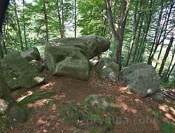 Бічні розсипи каменів