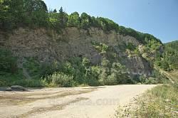 Сокільська скеля між Тюдовом і Великим Рожином