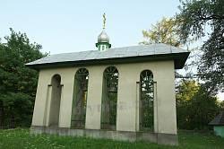 Дзвіниця церкви св. Миколая
