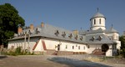 Городок. Комплекс монастиря студитів