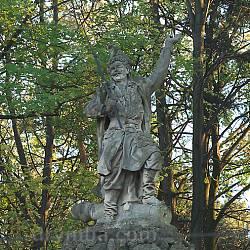 Пам'ятник Бартошу Гловацькому (м.Львів)