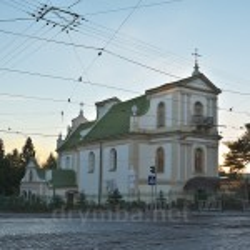 Церква (костел) св.ап.Петра і Павла (вул.Личаківська, м.Львів)