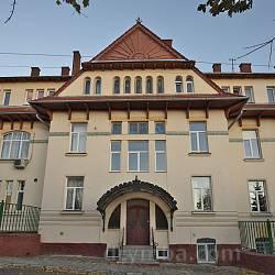 Клинический госпиталь Государственной пограничной службы (г.Львов)