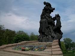 Памятник жертвам расстрелов