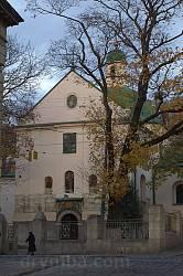 Церква св.Миколая (м.Львів)