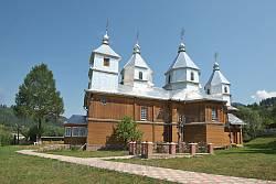 Дихтинец. Церковь св. Дмитрия