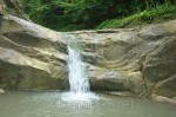 Смугаровские водопады. Ворота