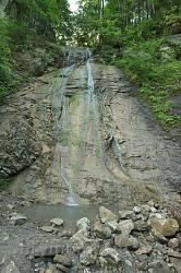 Буковинські водоспади. Великий Гук