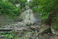 Смугарівські водоспади. Великий Гук