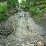 Водопад Большой Гук - самый высокий на Буковине