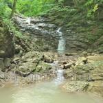 Буковинские водопады. Нижний Гук