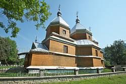 Церковь св. Параскевы в Усть-Путиле