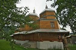 Мариничи. Церковь св. Симеона Столпника