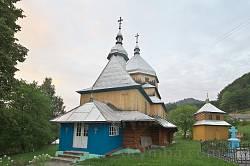 Церковь Рождества Пресвятой Богородицы в Петрашах